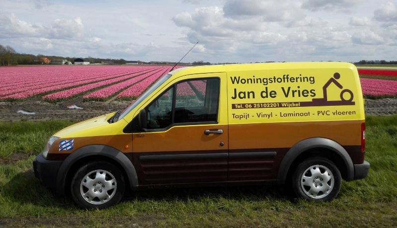 Tapijtboerderij Jan De Vries